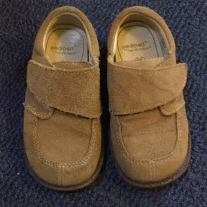 Pediped leather toddler shoes
